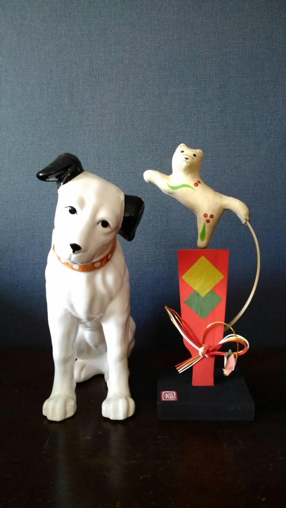 ビクター犬